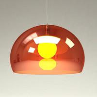 3d fl y lamp