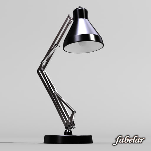 maya swing table lamp