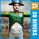 Napoleon Bonaparte by 3DRivers