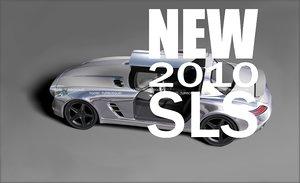 sls 3d model
