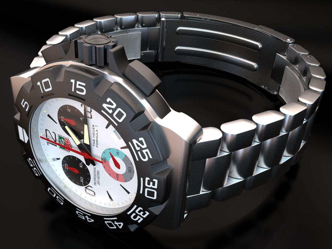 tag heuer formula 1 3ds