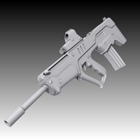 Tavor_AssaultRifle.zip