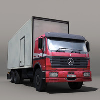 3ds max truck