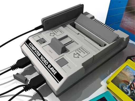 nintendo console 3d ma