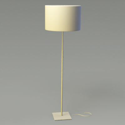 3d Ikea Floor Lamp