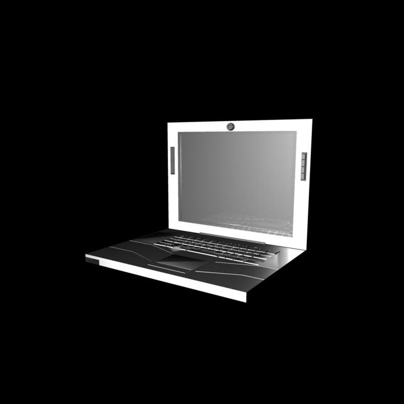 laptop 3d ma