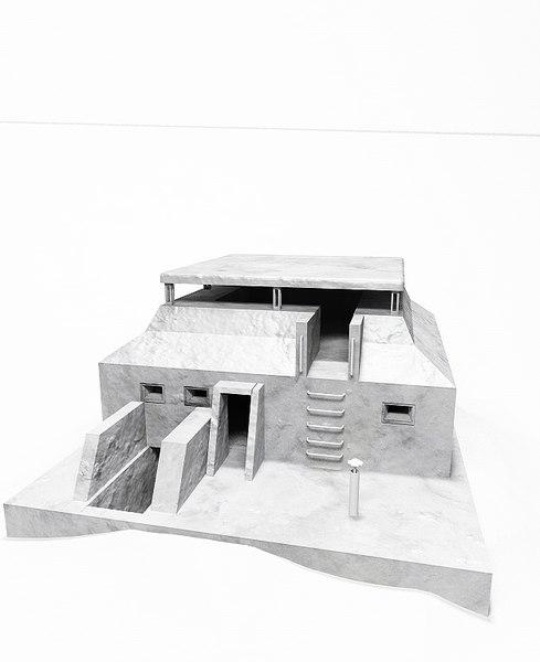3ds bunker