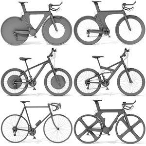3ds max 6 bikes