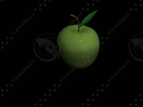 maya green apple