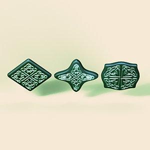 celtic knot 3d model