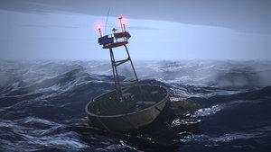 max floating buoy