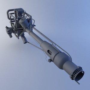 3ds max rocket engine