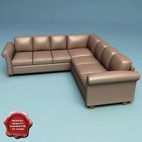 3d sofa v16 model