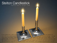 max candle candlestick stelton