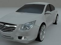 Opel insignia studio