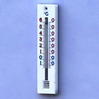 3ds max thermometer