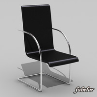 chair materials 3d max