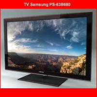 TV Samsung PS-63B680