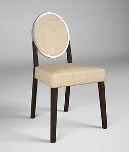 3d luxurious designer chair 260