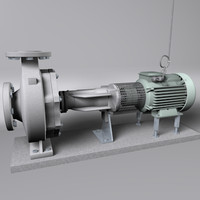 Centrifugal Pump Etanorm
