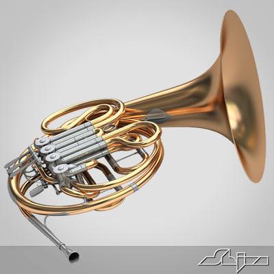 valtorna instrument brass obj