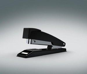 3d model stapler