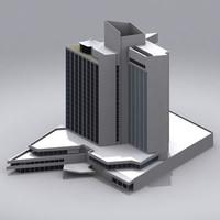 hotel 01 model