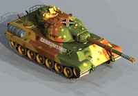 3d heavy tank confederate