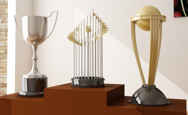 max trophies prize awards
