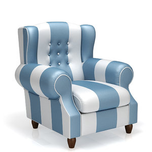 armchair 8 march lord 3d max
