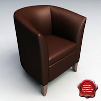 3ds armchair v7