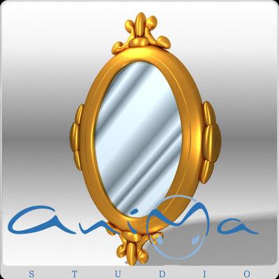 cartoon mirror 3ds