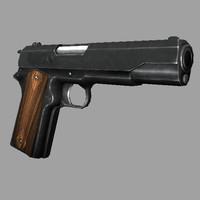 3ds colt 1911-a