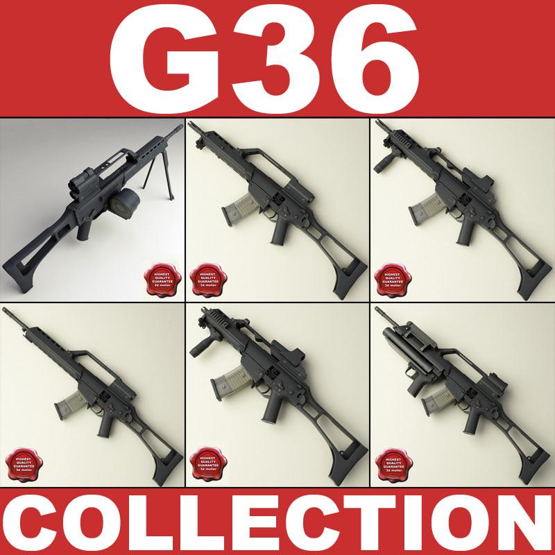 lwo g-36 modelled