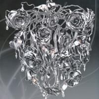 rose lamp 3d max