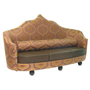 3ds max canape sofa