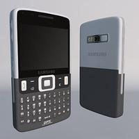 samsung 6620 3d model