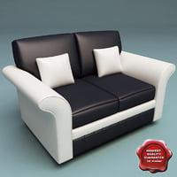 3d sofa v21
