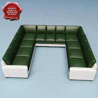 sofa v36 3d model