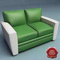 3d model sofa v42