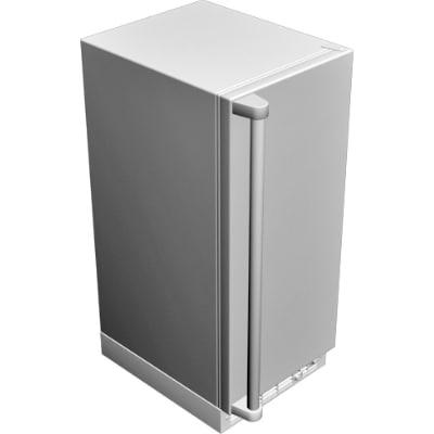 mini refrigerator 3d model