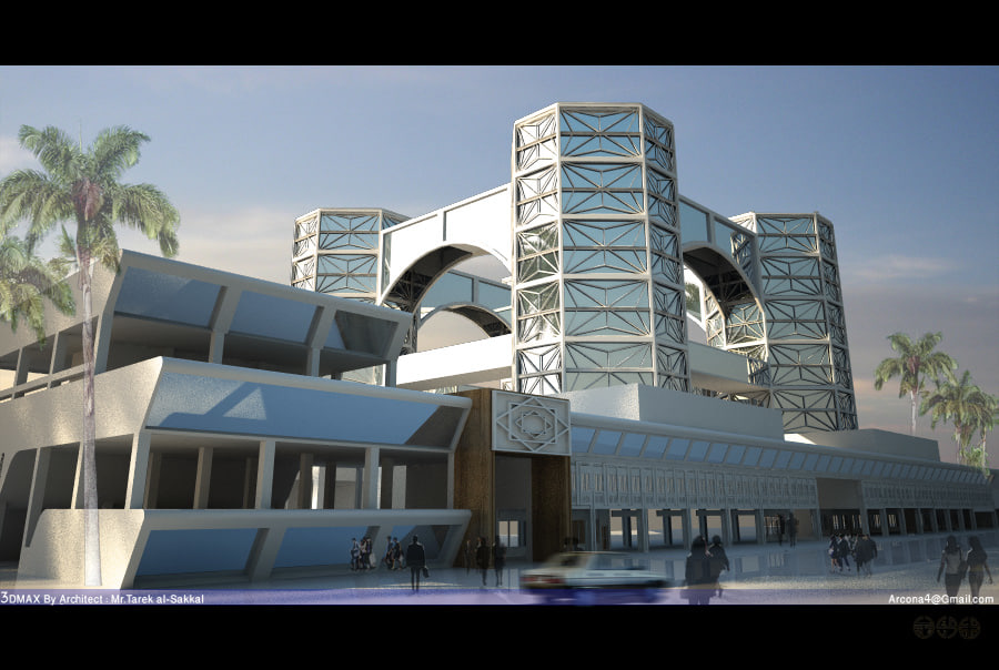 building archived 3d max
