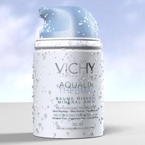vichy aqualia 3d obj