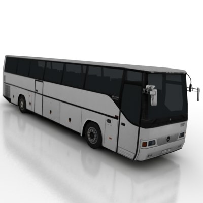 maya vehicle bus