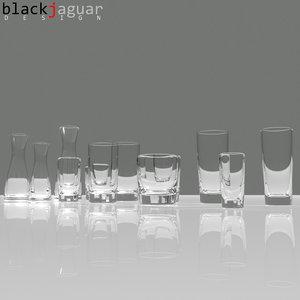 3d spiegelau classic bar glass