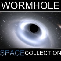 worm hole 3d model
