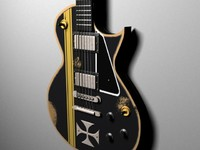 ESP Iron Cross: James Hetfield signature guitar