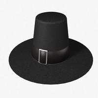 3ds puritan hat