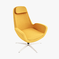 KARLSTAD Swivel Chair