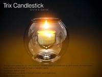 Trix Candleholder